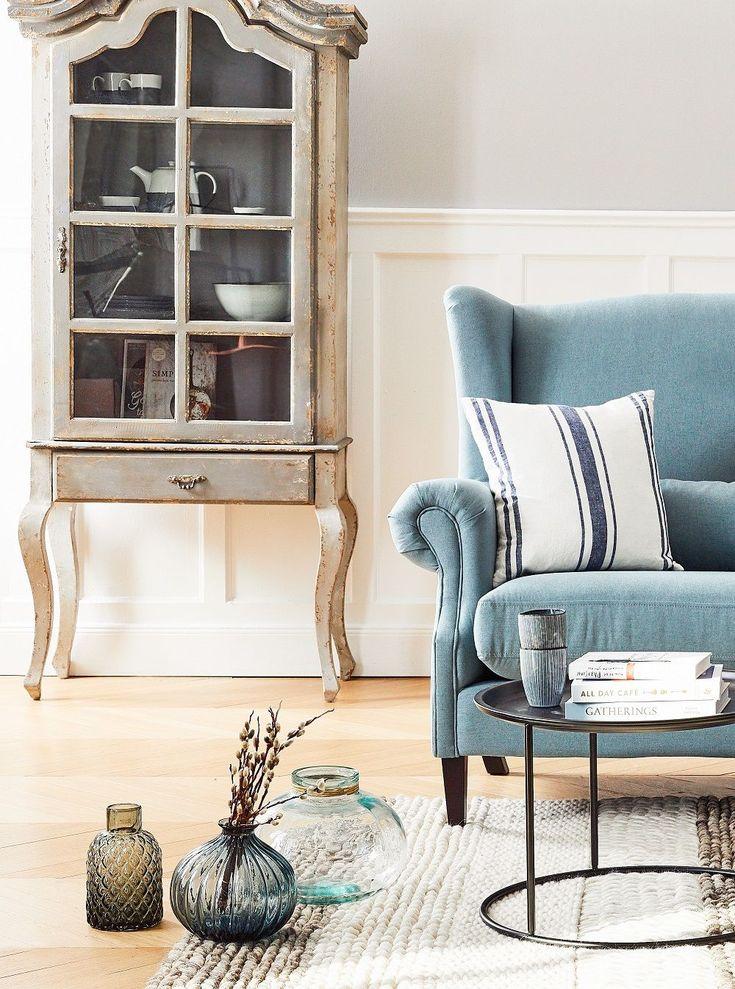 Die besten 25+ Gemütliche wohnzimmer Ideen auf Pinterest Chic - wohnzimmer weiß landhausstil