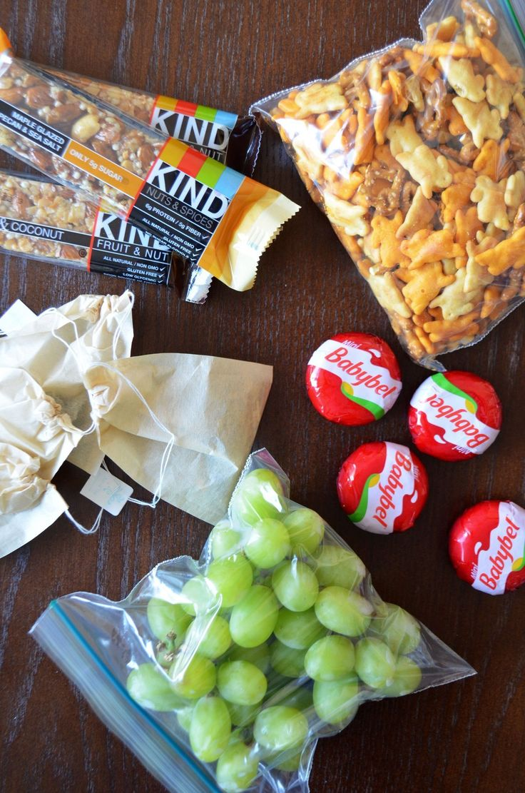 4 Snack-Packing Tips for Long Flights — Travel Tips from the Kitchn