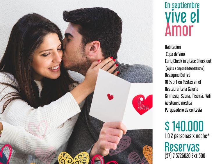 Disfruta en #AmoryAmistad con tu pareja #Planfindesemana Reservas al 57 7 5726020 Ext 500 #Cucuta #FelizViernes #Findesemana #Colombia  https://goo.gl/NrSpDh