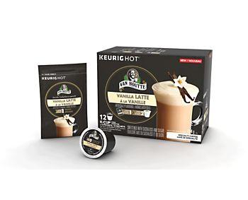Vanilla Latte - #VanHoutteSpecialty Collection