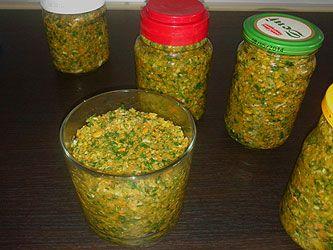usoljeno povrće za juhu