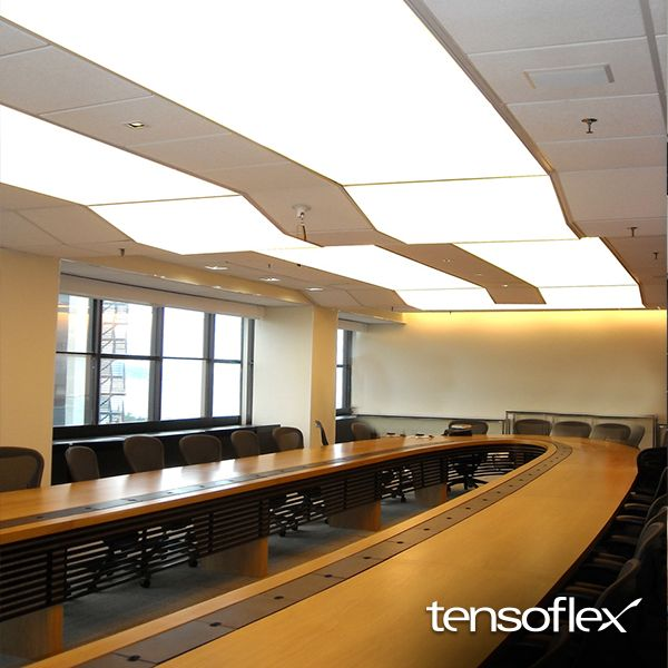Quadros móveis com telas translúcidas - Sala de reunião Vale/RJ -  Projeto: Constance Sandall  #tensoflex #telastensionadas #telastranslucidas #iluminação #iluminacaodeinteriores #interiores #decor #interior #decoration #illumination #interiordesign #lighting #LightBox #backlight #frontlight #architecture #arquitetura