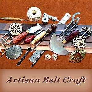Магазин мастера Artisan Belt Craft