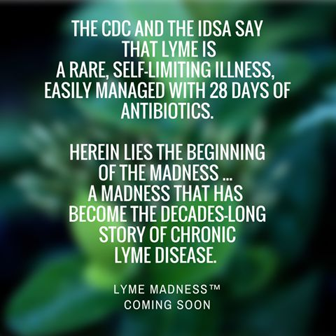 Tick/Vector Borne Disease (Lyme, Bartonella, etc.) Sufferers Unite