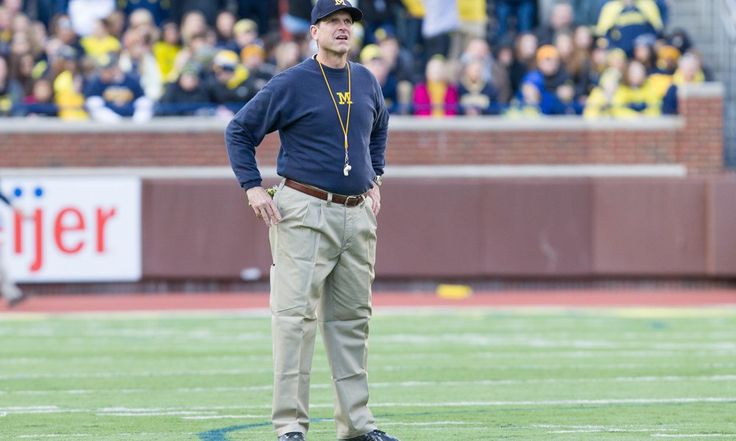 Michigan football loses recruit over thank you card mix-up = Head coach Jim Harbaugh is doing everything he can to bring top recruits to the Michigan Wolverines. Sometimes, he might be doing too much, and this time, it's going to cost him.  Aubrey Solomon, a four-star.....