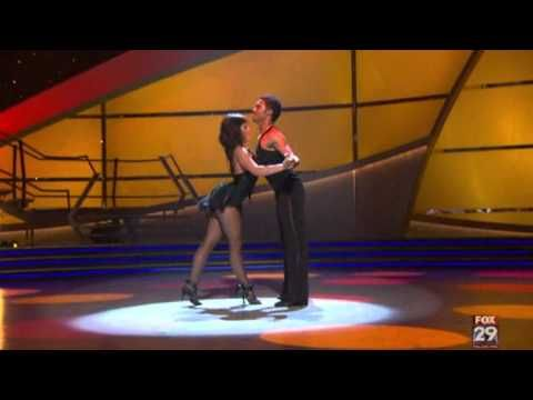 "SYTYCD Lacey and Danny Samba by Dmitry to music ""Hip Hip Chin Chin"""