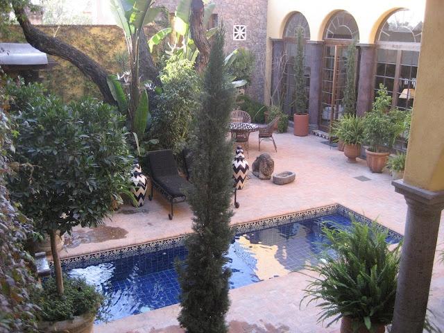 Carole Meyer-San Miguel de Allende,Mexico home/studio