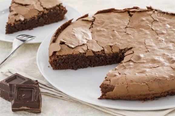 Tenerina Çikolatalı Kek Tarifi..