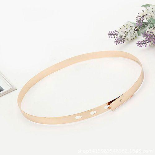 8ad0aa2f1d89d2 Damen-Vintage-Metall-Gold-Buckle-Guertel-Schmale-Hueftguertel-Taillenguertel  | Wedding in 2019 | Gold, Wedding dresses und Jewelry