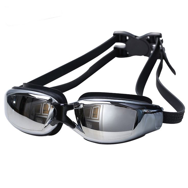 Profesional A Prueba de Agua Anti-Fog UV Protect Gafas de Natación HD Gafas de Natación