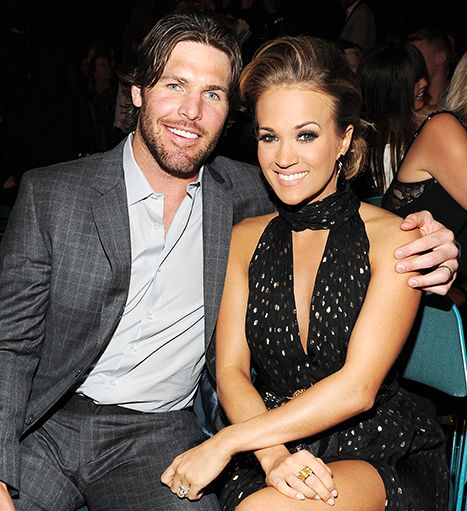 """Carrie Underwood on Husband: """"Everyone Is Divorced, But We're Good"""" - Us Weekly"""