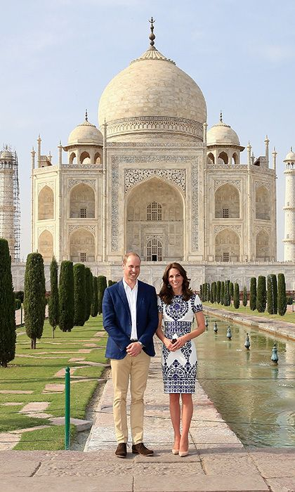 Prince William and Kate reveal meaning of 'incredible' visit to the Taj Mahal - Royal Tours - HELLO! Canada