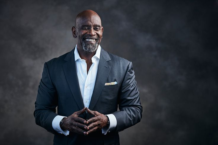 """Chris Gardner of """"Pursuit of Happyness"""" for AT&T on Behance"""