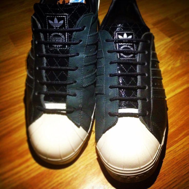 Adidas Superstar 80s x Vanquish