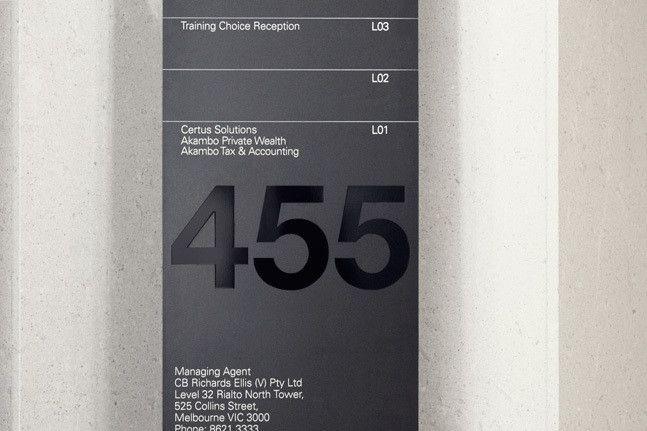 455 Bourke Street