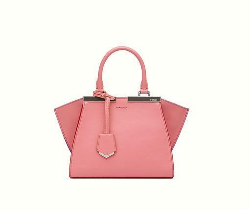 Fendi Mini 3Jours in pink