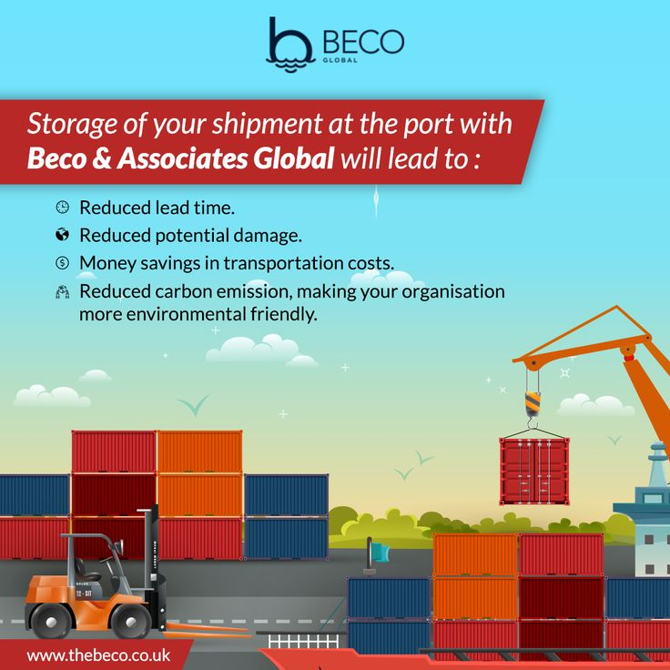 Port centric solutions in 2020 Saving money, Emissions