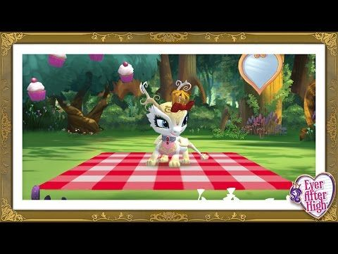 Fun Free Kids Game EVER AFTER HIGH: Baby Dragons App Gameplay   LittleWishes - YouTube