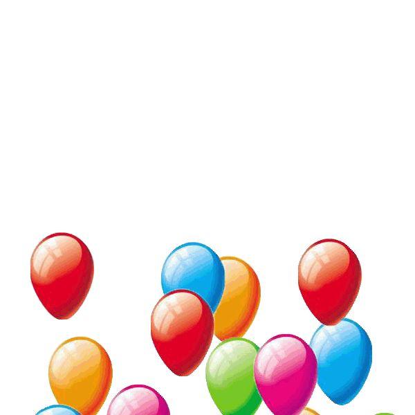 Воздушные шарики картинки гиф