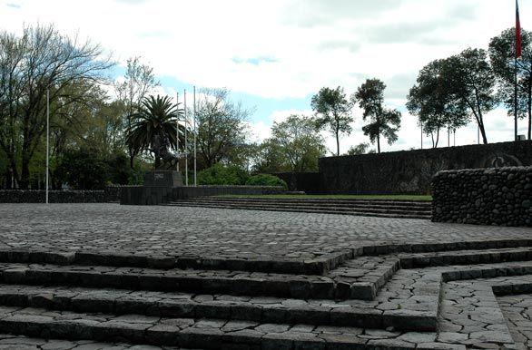 Parque Monumental Chillan Viejo - Chillán