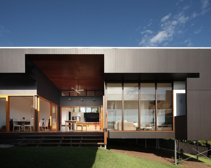 Trickett / Shaun Lockyer Architects