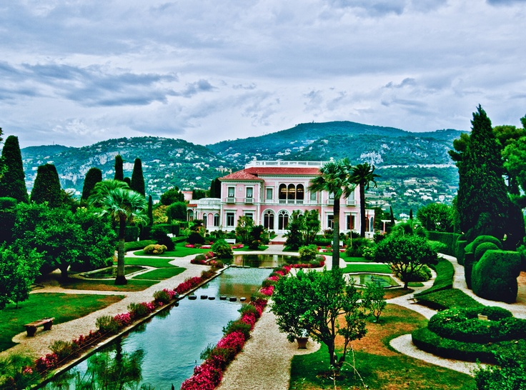 Villa Rothschild Cote de Azur