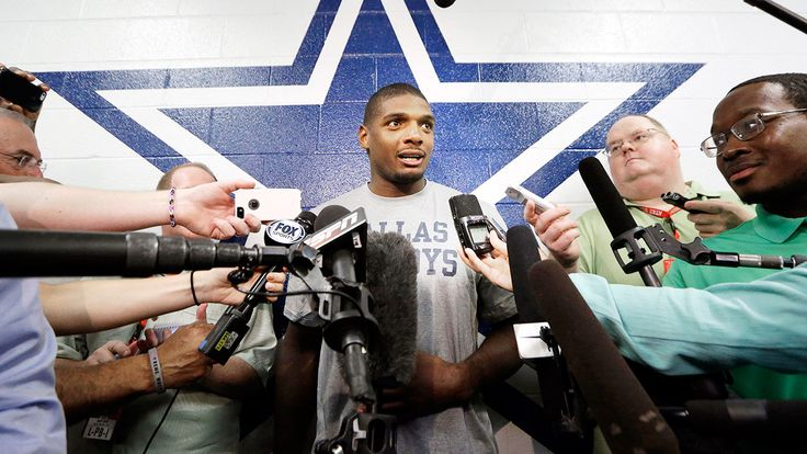 Michael Sam was waived by the Cowboys today. Where does his career take him next?