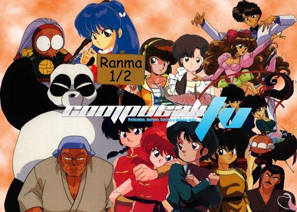 Ranma 1/2 Serie Completa DVDRip Español Latino
