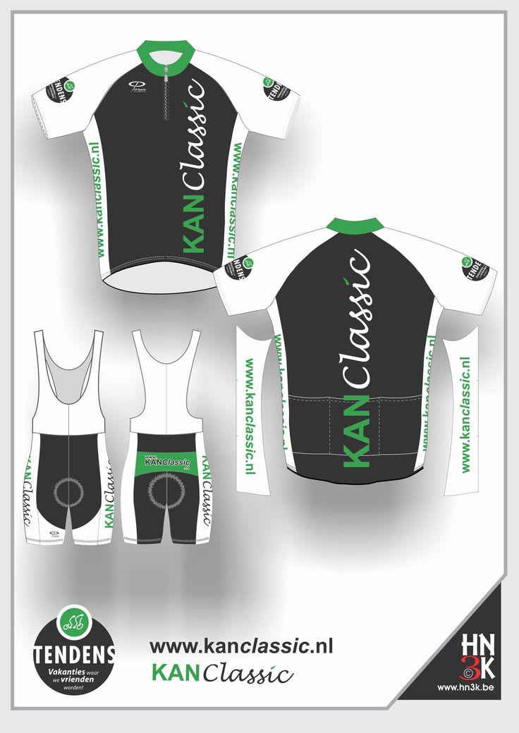kanclassic  cycling shirt  cycling shin  ort   bike jersey  fietstrui fietsbroek wieleruitrusting  maillot  @hn3k.be
