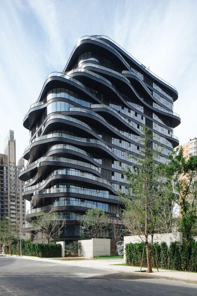 233 besten au ergew hnliche bauten und h user bilder auf pinterest futuristische architektur - Futuristische architektur ...