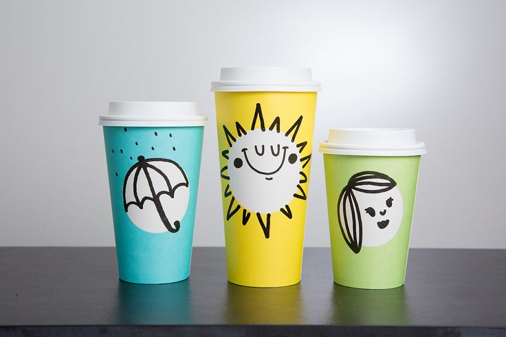 Leave Winter Gloom Behind With The New Starbucks Spring Cups — The Dieline | Packaging & Branding Design & Innovation News