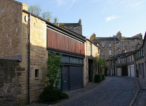 Mews House, Circus Lane, Edinburgh