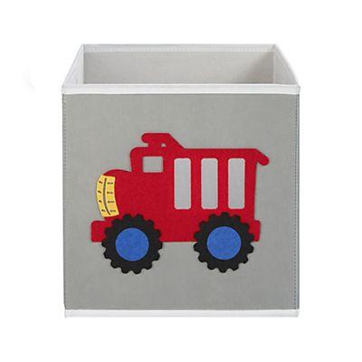 Marla Bac de rangement pour enfant motif camion