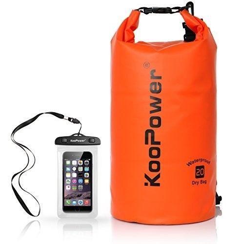 Waterproof Phone Case Dry Bag Sack 20L Dry Backpack Boating Kayaking Fishing NEW #PhoneCaseDryBag