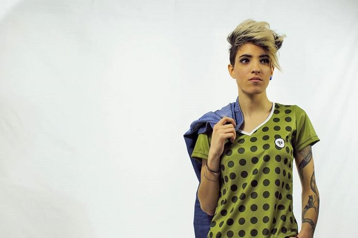 Qwinsport, des vêtements de football conçus pour les femmes