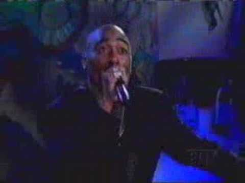 2pac live Only God Can Judge me LIVE