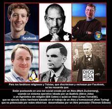 Resultado de imagen de chistes ateos