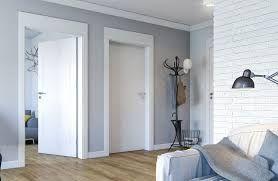 Znalezione obrazy dla zapytania drzwi białe porta