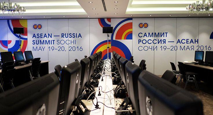 Dans un contexte des relations complexes avec l'Europe, Moscou se penchera notamment sur des projets russo-asiatiques en Extrême-Orient. © SPUTNIK. FEDOR VILNER La Russie renforcera ses contacts militaires en Asie du sud-est Dans le cadre de sa coopération...