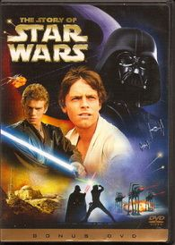 The Story of Star Wars (DVD)