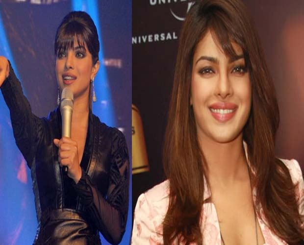 Mary Kom film is Priyanka's 'different one' next year