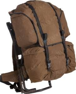 Old South African military rucksack... I could use this!