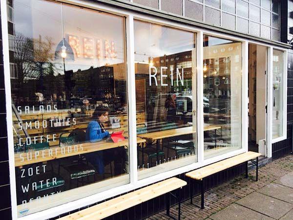 Rein Amsterdam: healthy hotspot | http://www.yourlittleblackbook.me/rein-amsterdam/ CLEAN