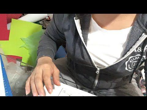 Como ampliar imágenes y sacar moldes para figuras planas en Fomi - YouTube