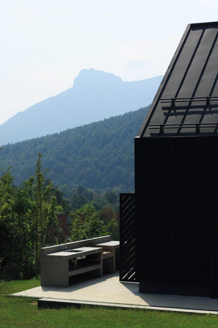 Moderner holzbau satteldach  121 besten moderne zadeldaken Bilder auf Pinterest | Satteldach ...