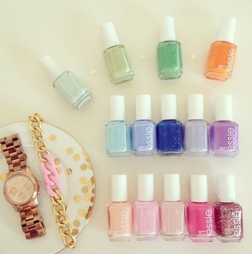 Pastel Orange Nail Polish Essie: Best 25+ Essie Spring Colors Ideas On Pinterest