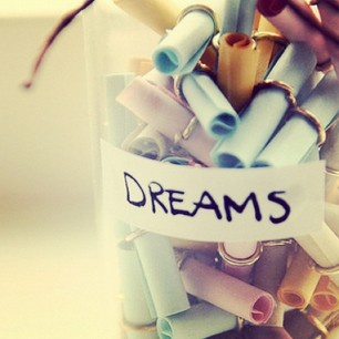 Dreaming!