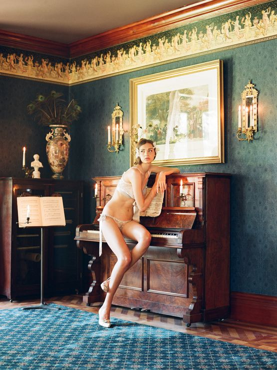 need a piano at the next boudoir session!: Boudoir Photography, Clear Pettibone, Fashion Editorial Photography, Editorial Photoshoot, Photoshoot Inspiration, Elizabeth Messina, Pettibone Heirloom, Heirloom Collection, Photo Shoots