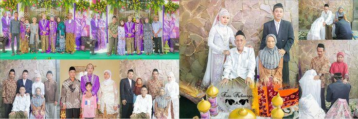 #Design Wedding Album #FamilyPotraitWedding