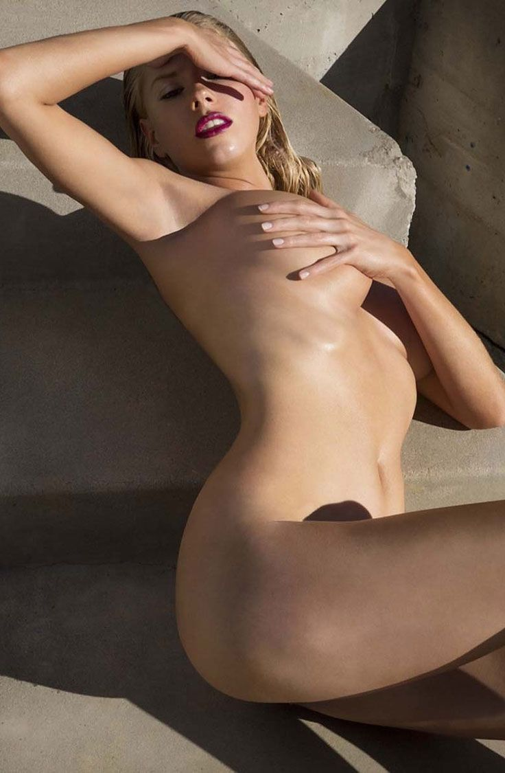 Charlotte McKinney by Tony Duran for Daybook